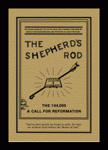 Shepherd's Rod, Volume 1 cover