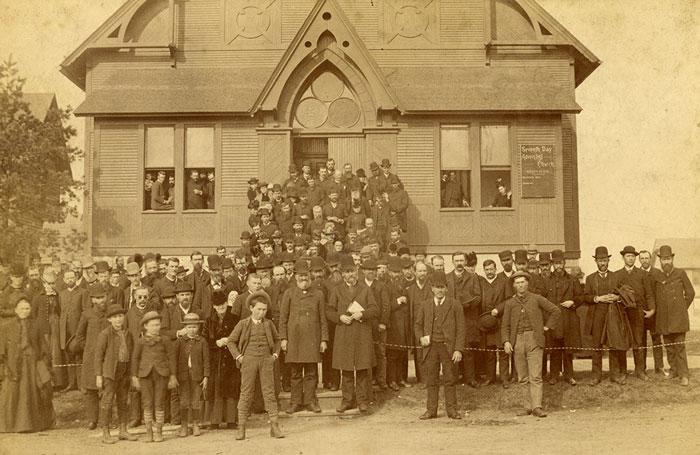 1888 General Conference Session, Minneapolis