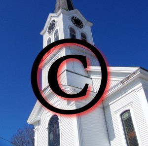 church-copyright