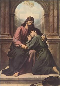 Jesus-sinner