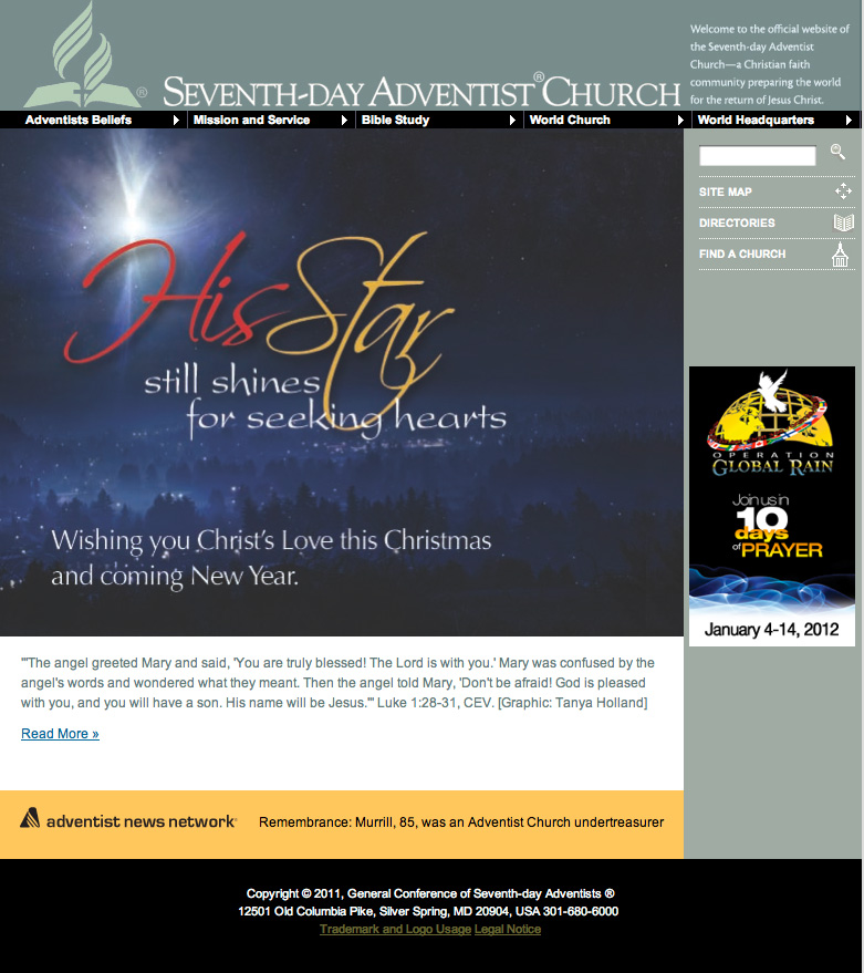 SDA-frontpage-Screen-shot-2011-12-24