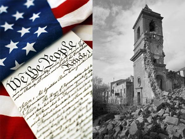 US church prosperity