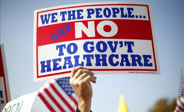 NO-govt-healthcare